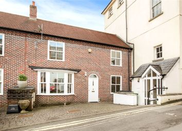 Thumbnail 2 bedroom terraced house for sale in Angel Yard, High Street, Marlborough, Wiltshire