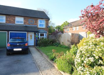Thumbnail 3 bed semi-detached house for sale in Jones Close, Yatton, North Somerset