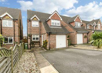 Thumbnail 3 bed detached house for sale in Denham Fields, Fair Oak, Eastleigh, Hampshire