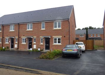 Thumbnail 3 bed end terrace house to rent in Calliope Crescent, Swindon