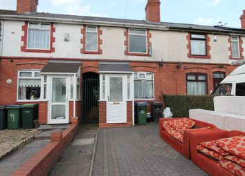 Thumbnail 3 bedroom terraced house to rent in Greets Green Road, West Bromwich