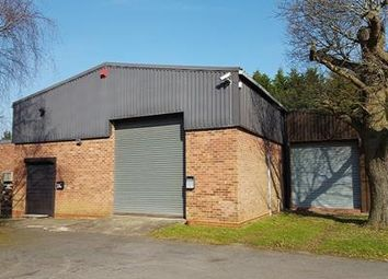 Thumbnail Light industrial to let in Unit 24A, Hampton Lovett Industrial Estate, Wassage Way, Droitwich, Worcestershire