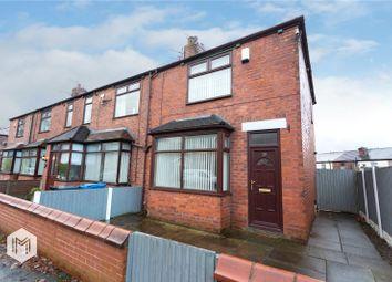 Thumbnail 2 bed end terrace house for sale in Neville Street, Platt Bridge, Wigan, Greater Manchester