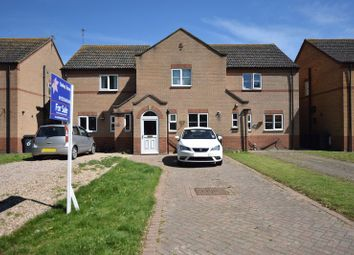 Thumbnail 3 bed terraced house for sale in Cherrytrees, Skellingthorpe, Lincoln
