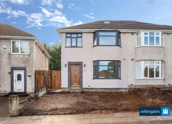 Thumbnail 3 bed semi-detached house for sale in Rudston Road, Liverpool, Merseyside