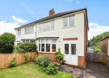 Thumbnail 3 bedroom semi-detached house for sale in Stanley Close, North Hinksey, Oxford
