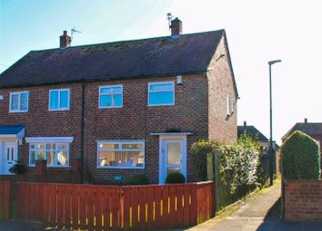 Thumbnail 2 bed semi-detached house for sale in Penshaw View, Hebburn