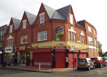 Thumbnail 1 bedroom flat for sale in High Street, Erdington, Birmingham, West Midlands