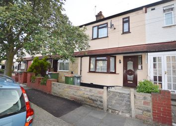 Thumbnail 3 bedroom terraced house for sale in Leader Avenue, Manor Park, London