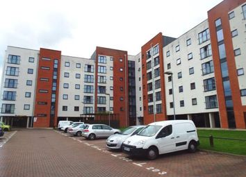 Thumbnail 1 bed flat for sale in Ladywell Point, Pilgrims Way, Salford, Greater Manchester