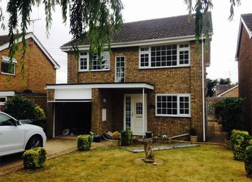 Thumbnail 4 bed terraced house to rent in Edwin Gardens, Bourne, Lincolnshire