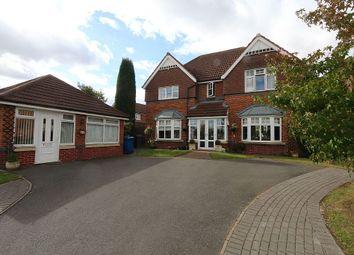 Thumbnail 4 bed detached house for sale in Ascot Drive, Dosthill, Tamworth, Staffordshire