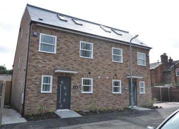 Thumbnail 3 bed semi-detached house for sale in Farmadine Grove, Saffron Walden, Essex