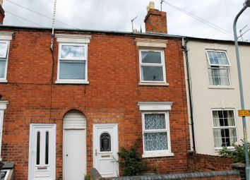 Thumbnail 2 bed terraced house for sale in Portland Street, Worcester