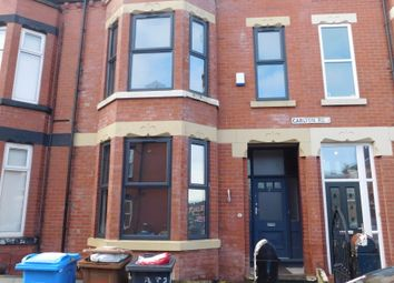 Thumbnail 8 bed shared accommodation to rent in Carlton Road, Salford