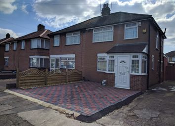 Thumbnail 3 bed semi-detached house for sale in Marvell Avenue, Hayes, Middlesex