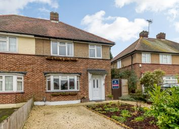 Thumbnail 3 bedroom semi-detached house for sale in Romney Road, Hayes, Middlesex