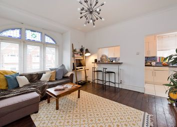 Thumbnail 1 bed flat to rent in Fulham Palace Road, Fulham, London