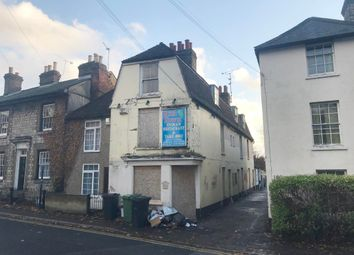 Thumbnail Land for sale in 102 Union Street, Maidstone, Kent