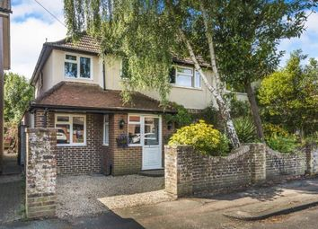Thumbnail 4 bed semi-detached house for sale in Bourne Road, Merstham, Surrey