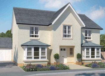"Thumbnail 4 bedroom detached house for sale in ""Edinburgh"" at Cortmalaw Crescent, Robroyston, Glasgow"