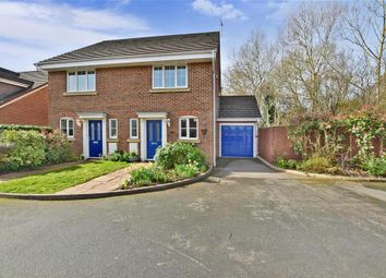 Thumbnail 3 bed semi-detached house for sale in Westlees Close, North Holmwood, Dorking, Surrey