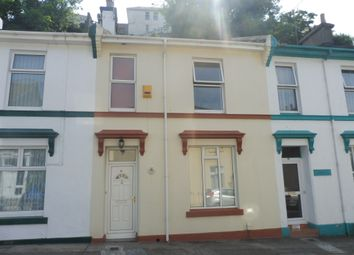 Thumbnail 3 bed terraced house for sale in Warren Road, Torquay