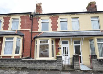 Thumbnail 2 bed terraced house for sale in Lower Morel Street, Barry