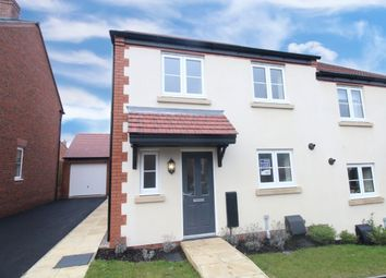 Thumbnail 4 bed semi-detached house to rent in Field View Road, Congleton