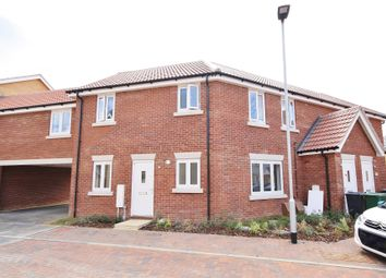 Thumbnail 2 bed flat to rent in Falcon Crescent, Queens Hills, Norwich
