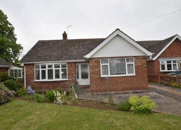Thumbnail 3 bed detached bungalow for sale in Orchard Drive, Burton-Upon-Stather, Scunthorpe