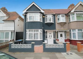 Thumbnail 3 bed end terrace house for sale in Causeyware Road, London