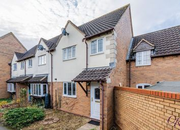 Thumbnail 3 bed terraced house for sale in Clematis Court, Bishops Cleeve, Cheltenham