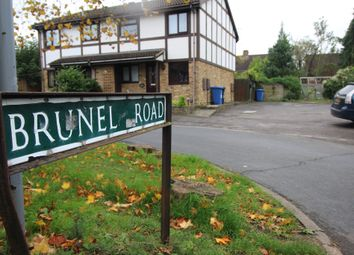 Thumbnail 2 bed maisonette to rent in Brunel Road, Maidenhead