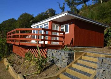 Thumbnail 2 bed semi-detached bungalow for sale in 12, Aberdovey Lodge Park, Aberdovey, Gwynedd
