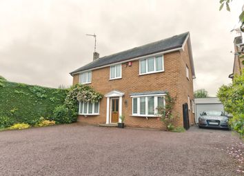 Thumbnail 4 bed detached house for sale in South Lodge Court, Old Road, Ashgate, Chesterfield