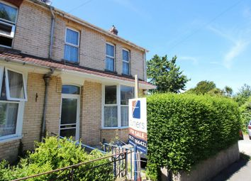Thumbnail 3 bedroom end terrace house for sale in Broad Park Crescent, Ilfracombe