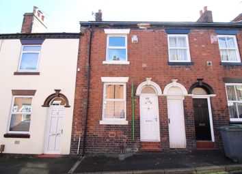 Thumbnail 2 bedroom terraced house for sale in Henry Street, Tunstall, Stoke-On-Trent