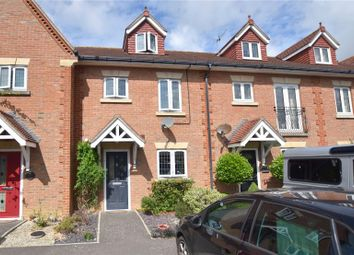 Thumbnail 3 bed terraced house for sale in Wraysbury Gardens, Lancing, West Sussex