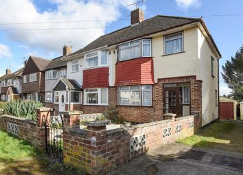 Thumbnail 3 bed semi-detached house for sale in Herschel Crescent, Oxford OX4,
