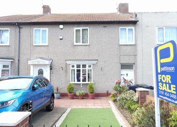 Thumbnail 4 bed terraced house for sale in Cheviot Road, South Shields