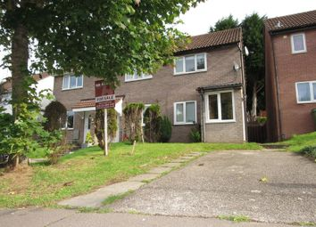 Thumbnail 2 bedroom semi-detached house for sale in Cwrt Yr Ala Road, Cardiff