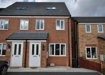 Thumbnail 3 bed town house to rent in Gadwall Croft, Newcastle-Under-Lyme