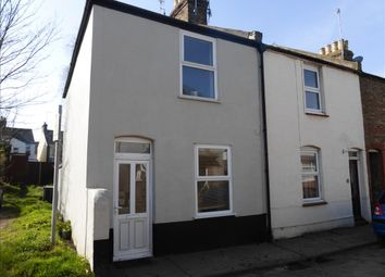 Thumbnail 2 bed end terrace house for sale in Ada Road, Canterbury
