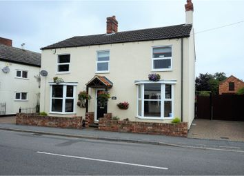 Thumbnail 5 bed detached house for sale in 67-69 High Street, Saxilby