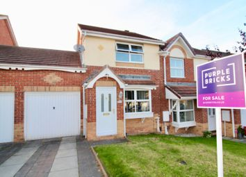 Thumbnail 2 bed terraced house for sale in Templeton Close, Hartlepool