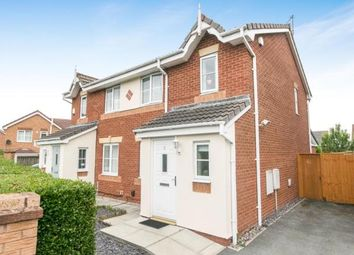 Thumbnail 3 bed semi-detached house for sale in Benbow Close, Prenton, Merseyside
