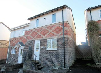 Thumbnail 2 bed semi-detached house for sale in Warwick Orchard Close, Honicknowle