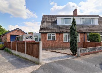 Thumbnail 4 bed semi-detached house for sale in Fir Tree Close, Selby