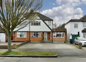 4 bed semi-detached house for sale in Mortimer Crescent, Worcester Park, Surrey KT4